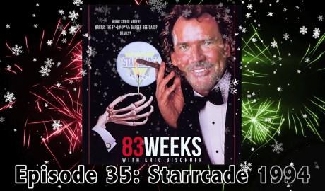 83 Weeks #35: Starrcade 1994