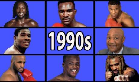 A Brief Chronology of the 1990s Heavyweight Boxing Division - Documentary