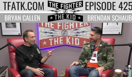 The Fighter and The Kid - Episode 425