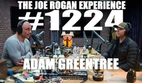 Joe Rogan Experience #1224 - Adam Greentree