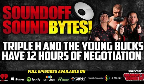 12 HOURS Of Negotiations With Triple H And The Young Bucks?