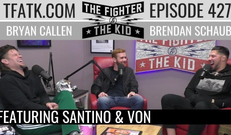 The Fighter and The Kid - Episode 427: Andrew Santino and Theo Von