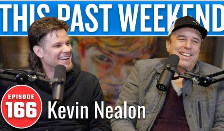 Kevin Nealon | This Past Weekend w/ Theo Von #166