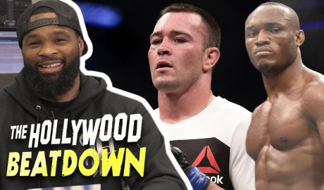 Tyron Woodley 'Cleared Out' Welterweight And Aims For 'Champ Champ'