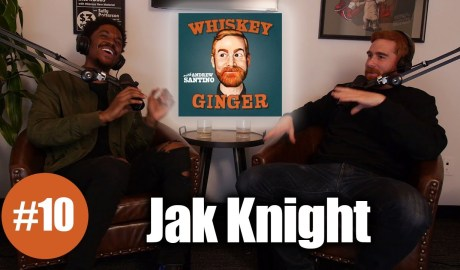 Whiskey Ginger - Jak Knight - #010