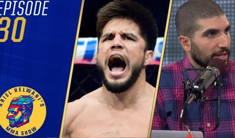 Henry Cejudo: Win over TJ Dillashaw was a 'great stoppage'