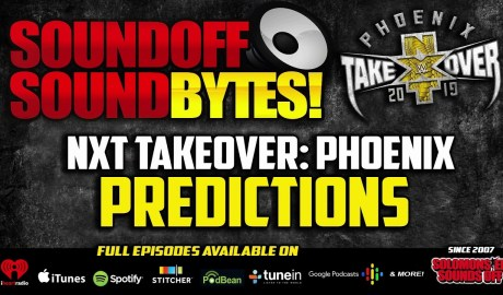 PREDICTIONS: NXT Takeover This Saturday From Phoenix!
