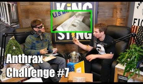 Anthrax Challenge #7 | Opening Up Fan Mail with Theo Von