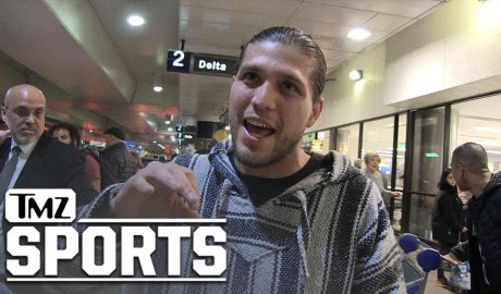 Brian Ortega Getting Broken Nose Fixed After UFC 231 Loss, Rematch With Holloway? | TMZ Sports