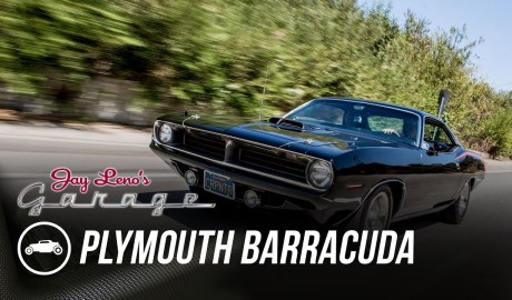 Richard Carpenter's 1970 Plymouth Barracuda - Jay Leno's Garage