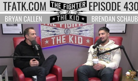 The Fighter and The Kid - Episode 430