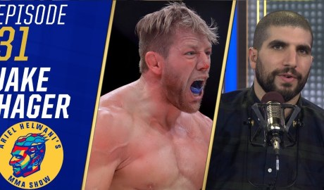 Jack Swagger breaks down moments leading up to first MMA win and more | Ariel Helwani's MMA Show