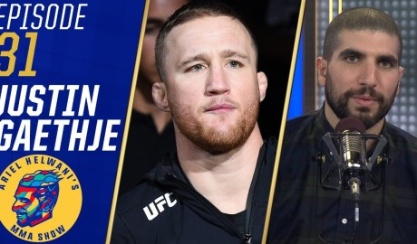 Justin Gaethje on Al Iaquinta not wanting to fight, Edson Barbosa match | Ariel Helwani's MMA Show