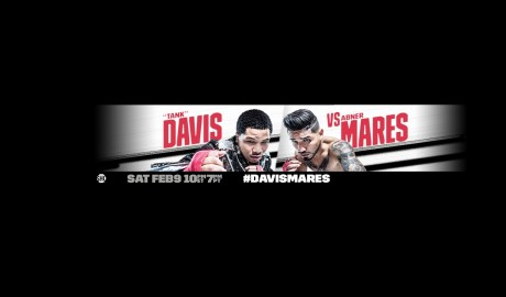 Davis vs. Mares Undercard | SHOWTIME CHAMPIONSHIP BOXING COUNTDOWN