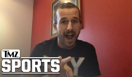 WWE's Adam Cole Says It's An 'Outrage' He's Not NXT Champ | TMZ Sports