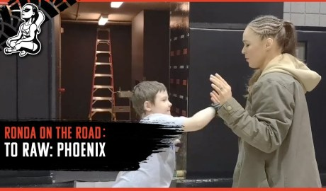 Ronda on the Road | Monday Night RAW Phoenix