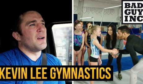 Kevin Lee vs. 12 year old girl