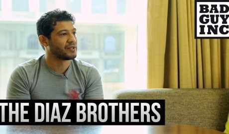 Diaz brothers update and the UFC debut of Kron Gracie...