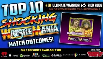 Shocking WrestleMania Match Outcomes (#8 Warrior Retires Macho King