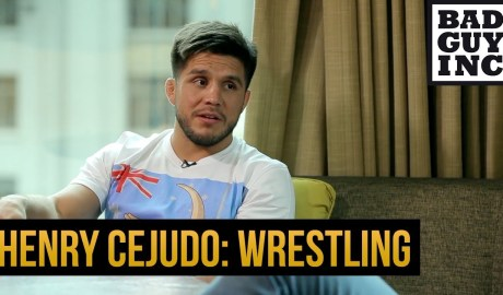 Henry Cejudo talks Ben Askren, amateur wrestling and the transition to mixed martial arts.