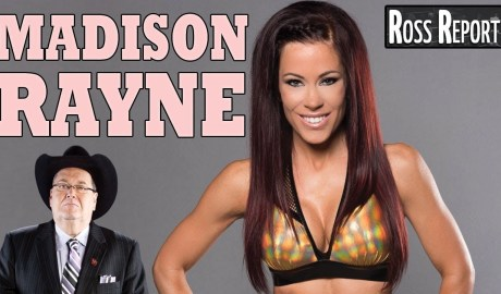 Madison Rayne Visits Jim Ross - This Week in Wrestling
