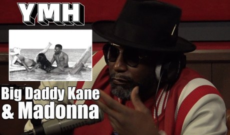 Big Daddy Kane on Madonna Photoshoot - YMH Highlight