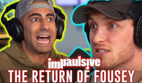 FOUSEY'S FIRST ON CAMERA APPEARANCE IN SIX MONTHS - IMPAULSIVE #37