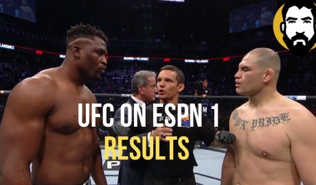 UFC on ESPN 1 Results: Cain Velasquez vs. Francis Ngannou | Post-Fight Special | Luke Thomas
