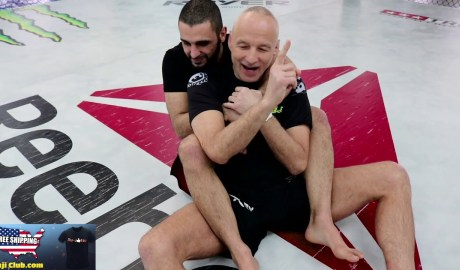 Back Escapes with Silver Fox and Coach Zahabi