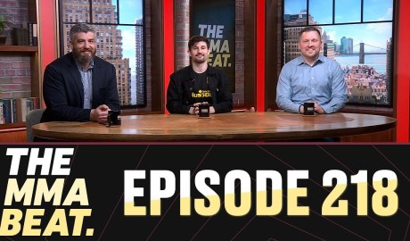 The MMA Beat: Episode 218 (GSP Retires, Future for Cain Velasquez, Adesanya-Gastelum, More)
