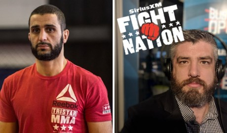 Firas Zahabi Interview: GSP vs. Khabib, Retirement Thoughts and More | SiriusXM | Luke Thomas