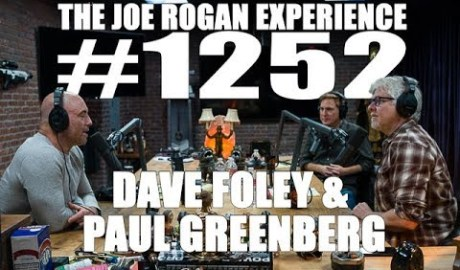 Joe Rogan Experience #1252 - Dave Foley & Paul Greenberg