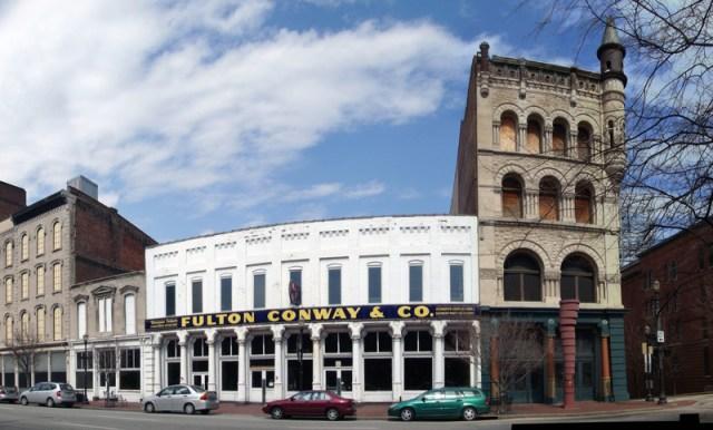 Fulton Conway Building, Main Street