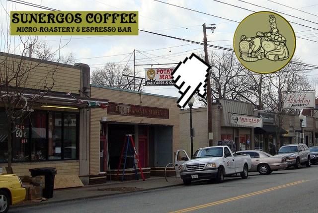 Sunergos Coffee expanding to Woodlawn Avenue