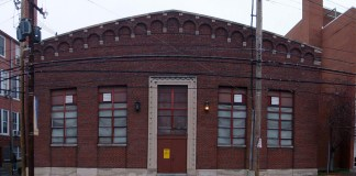Spalding gymnasium to be demolished (BS File Photo)