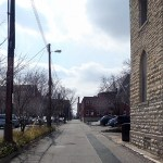Library Lane from York Street
