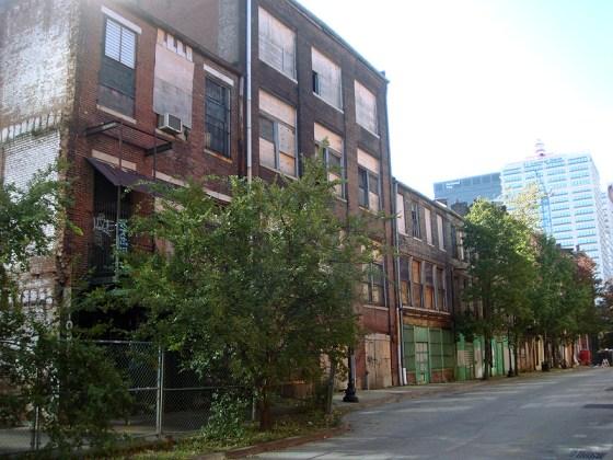 Iron Quarter site (BS File Photo)