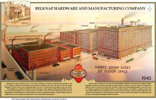 Belknap Hardware campus (Belknap Hardware)