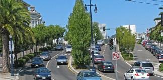 Octavia Boulevard in San Francisco (via flickr / sfcityscape)