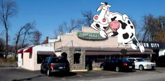Comfy Cow purchases Genny's Diner, neighboring house