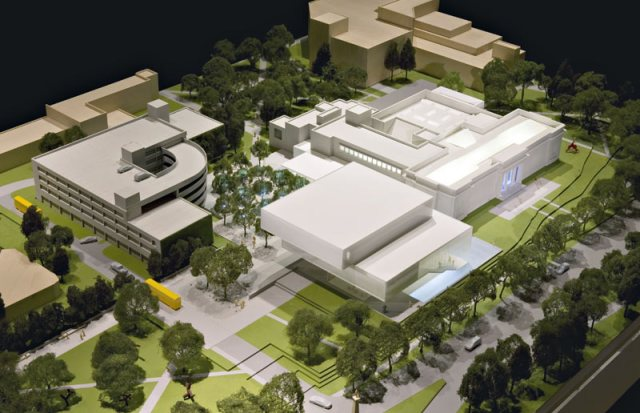 Planned Speed Museum expansion (Sarah Lyon)