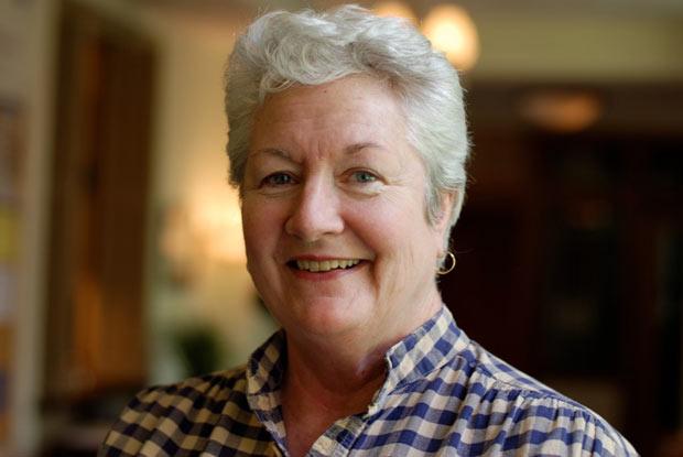 Ann Sinclair Hodges Hassett. (Donald Vish / Flickr)