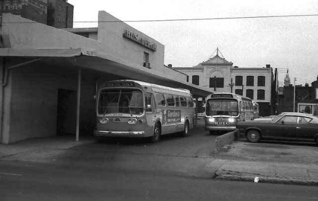 Union Bus Depot at 2nd and Liberty streets. (Courtesy TARC)