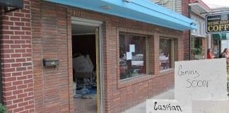 New eatery planned on Frankfort Avenue. (Branden Klayko)