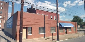 721 South Preston Street with commercial addition. (Courtesy Google)