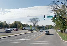 The Kentucky Transportation wants to remove street trees from this stretch of Brownsboro Road. (Courtesy Google)