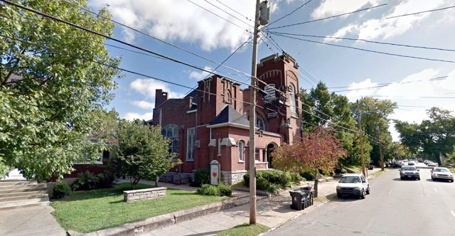 House of Ruth / AIM at 607 East St. Catherine Street. (Courtesy Google)