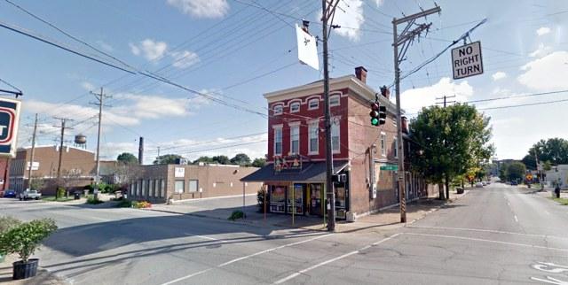 Smoketown USA at 1153 Logan Street. (Courtesy Google)