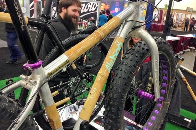 Adam Blake, Boo Bicycles. (Elijah McKenzie / Broken Sidewalk)