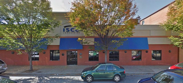 The current ISCO campus could be a great site for an infill development. (Courtesy Google)